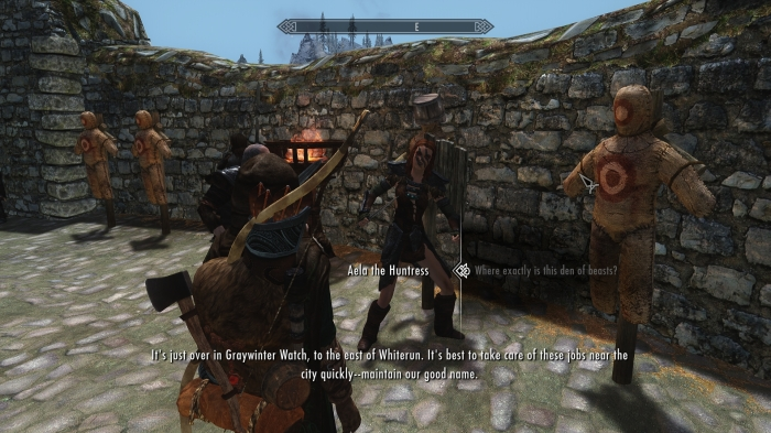 If you want me to eliminate beasts, I can start with Farkas. No charge.