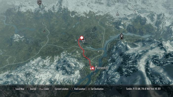 Travel Map 3.