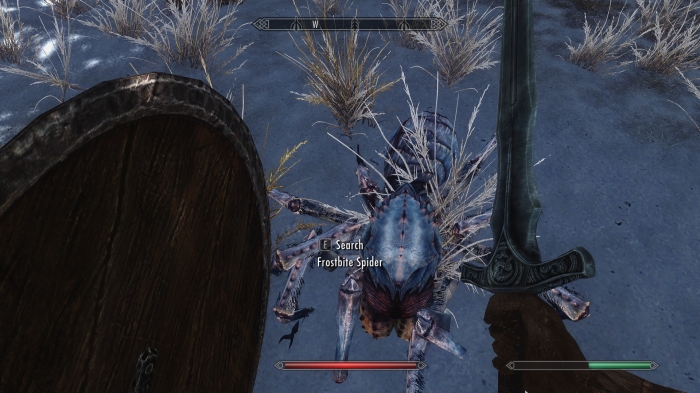 Ew. Way more hairy than the Dwemer version.