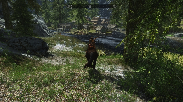 Riverwood and the Return of the Claw. (Sounds like a cheap horror sequel, doesn't it?)