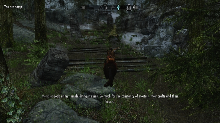 Well Meridia, maybe if you didn't yell at them all the time... just sayin'.