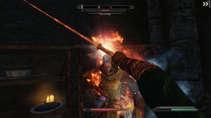 Eat Meridian fire, necro!