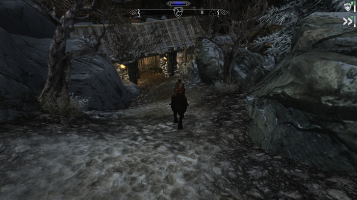 The gates of Morthal.