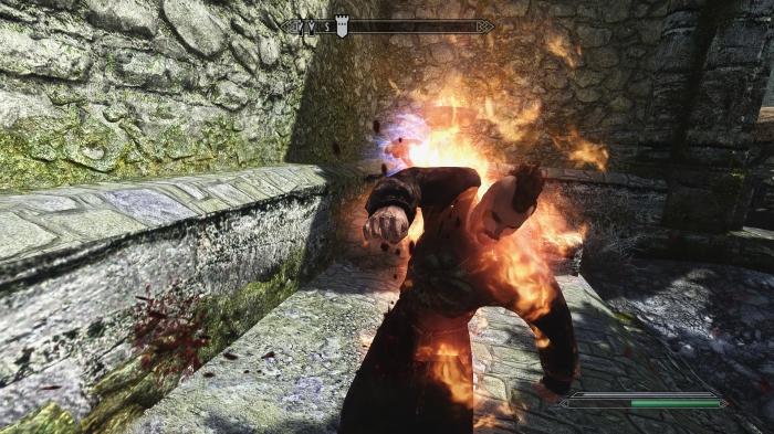 Die in a fire -- literally.