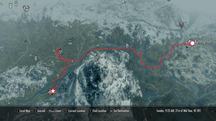 Travel Map 15.