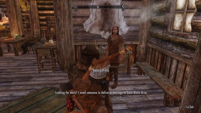 Uh... yes? No? Wait... did you say Black-Briar?