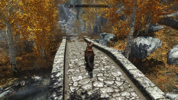 Let's hope the Rift's bridges are well-maintained.