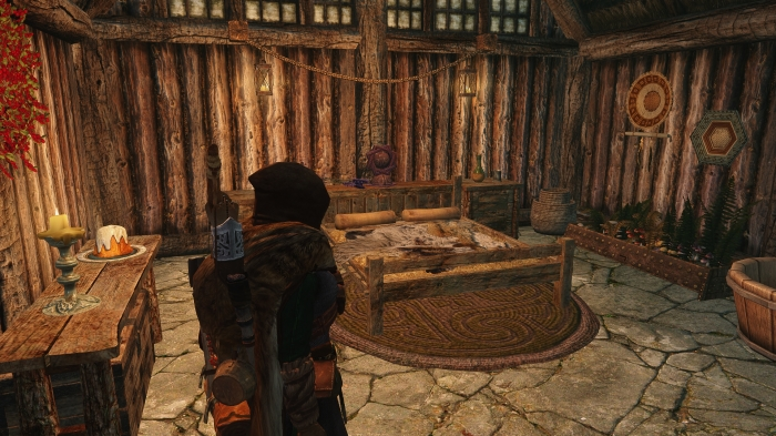 A shrine to Arkay. In Dead Man's Drink. I see what you did there.