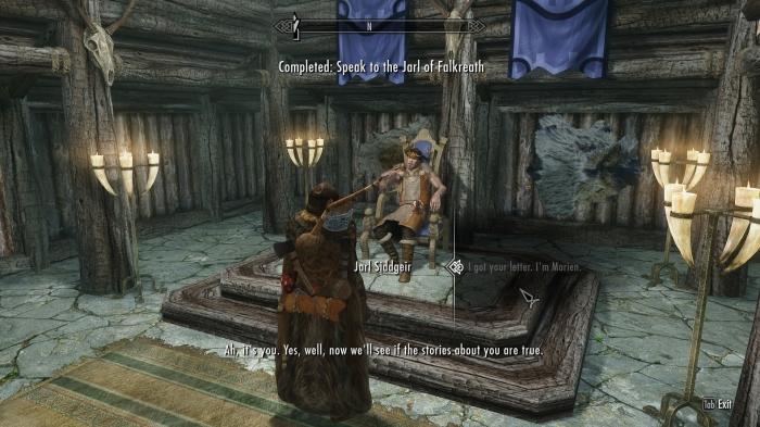 Like I said already, I was nowhere near that Argonian maid.