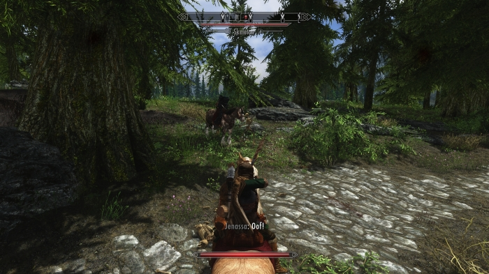 I guess Falkreath's graveyard must provide plenty of necromantic fodder.